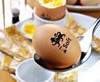 food self timing egg