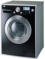 LG steam washing machine