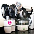 home kitchen appliances