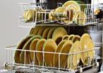 Dishwasher loading tray