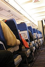 Airline cabin
