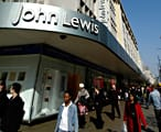 John Lewis' flagstore in London