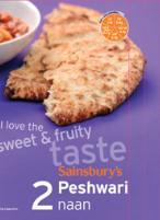 Sainsbury's naan bread recall