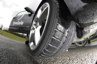 Drivers are being urged to check their car tyres