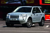 Land Rover has debuted its new Freelander