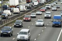 More than 1,200 unlicensed foreign drivers were caught by the DVLA