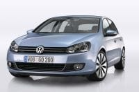 The new VW Golf was the most popular diesel in September