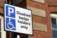 Traffic wardens will soon be able to confiscate forged blue badges
