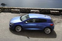 Volkswagen is expanding its Scirocco coupé range