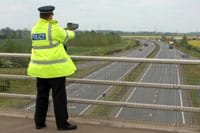 Excessive speeding could be met with tougher fines