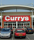home Currys exterior
