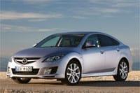Mazda6 MZR-CD diesel