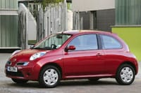 Nissan Micra: now £7,995
