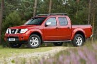 Nissan Navara: packed with standard equipment