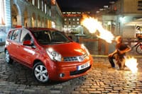 Nissan Note: small and practical