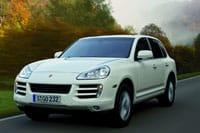 The new, diesel Porsche Cayenne