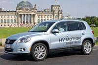 VW Tiguan Hy-Motion