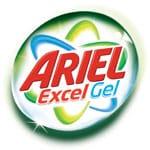 Ariel Excel Gel logo