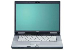 Fujitsu Siemens lifebook notebook for life