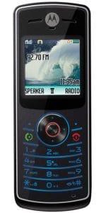 Motorola W180 black
