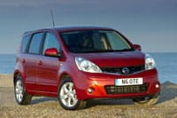 The new-look Nissan Note