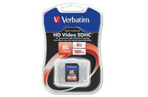 Verbatim HD SDHC