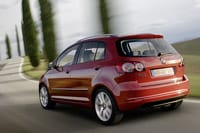 VW has restyled the Golf Plus