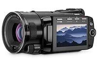 CES 2009 Canon camcorder