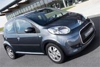 Citroën's C1 city car has been updated