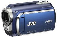 JVC GZ-HM200 HD camcorder