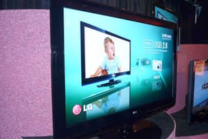 LG LHX Wireless TV