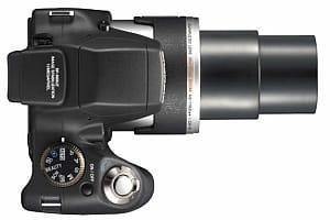 Olympus SP590 superzoom camera
