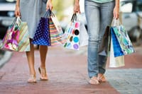 Sales help boost consumer spending confidence