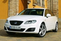 Seat Exeo: from £17,740
