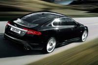 The Jaguar XFRproduces 510bhp