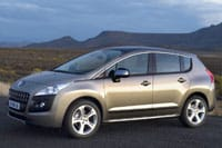 The Peugeot 3008 crossover