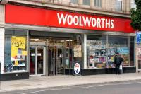 Woolworths store front