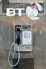 BT payphone