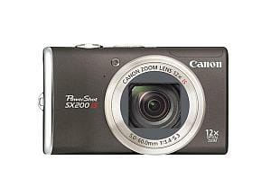 Image of PowerShot SX200 IS