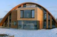 Crossways eco-home in Kent