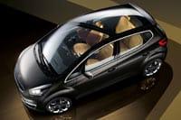 Geneva Motor Show 2009: Kia No3 roof