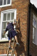 Households are cutting back on window cleaning