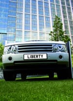 Liberty plans to make 1,000 electric Range Rovers a year