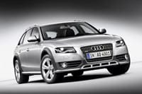 The new Audi A4 allroad