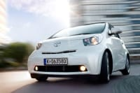 The Toyota iQ scored top marks in the latest Euro NCAP tests