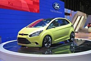 Geneva Motor Show: Ford iosis Max