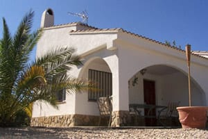 a spanish villa