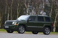 Jeep Patriot for £15k