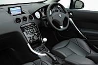 Peugeot 308 CC interior