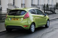 The Fiesta Econetic is among a new breed of low-emissions cars
